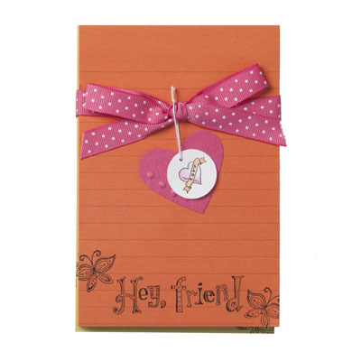 stamp with sherry gift items